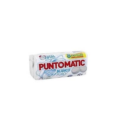 Detergente Punto-matic Color 8 pastillas 4 lav