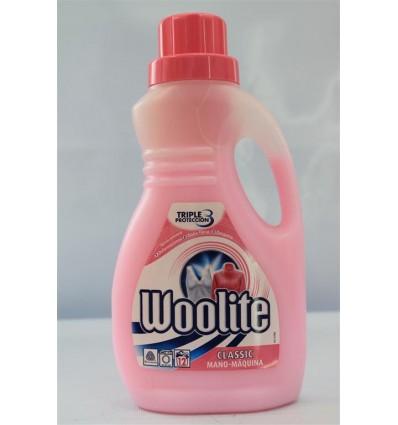 Detergente Liquido Woolite 750 Ml Mano-maquina