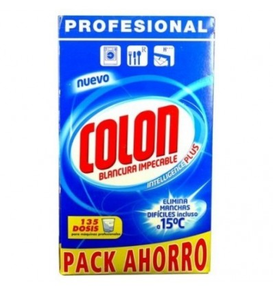 Detergente Maleta Colon 80 Cacitos