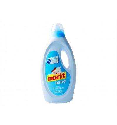 Detergente Liquido Norit Bebe 1.125 Ml