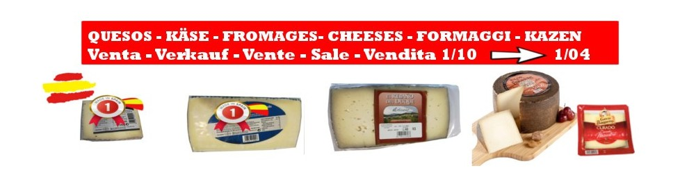SPANISH CHEESES