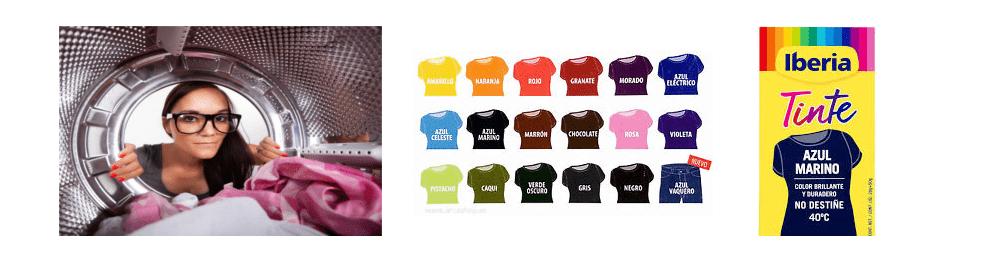 Clothes dye