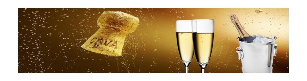 Spanish sparkling wines Cavas