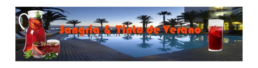 SANGRIA y TINTO DE VERANO